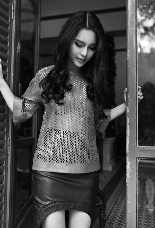 Thiếu Nữ Sài Thành Khoe Tóc Thề, Váy Điệu - Hình 9