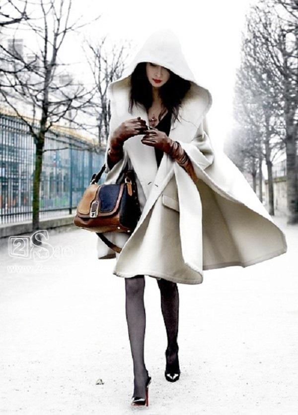 8 xu hướng áo khoác làm mưa làm gió cuối năm nay