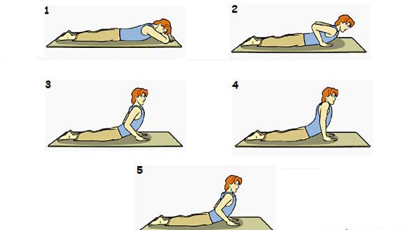 4 bài tập yoga đơn giản giúp eo thon, dáng đẹp - Hình 1