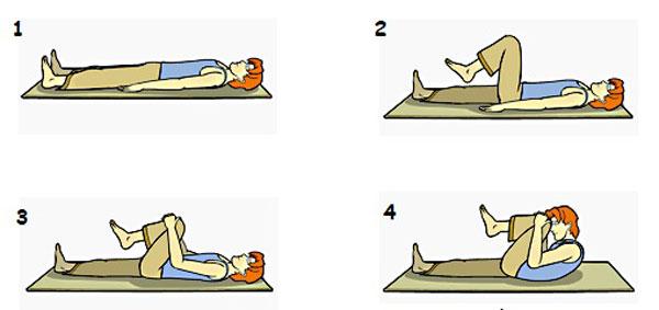 4 bài tập yoga đơn giản giúp eo thon, dáng đẹp - Hình 2