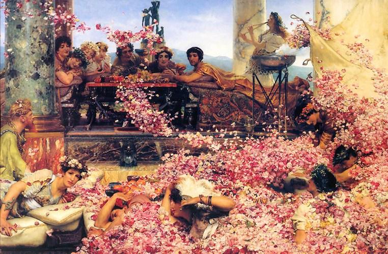 Thú vui rùng mình của các bạo chúa La Mã - Hình 8