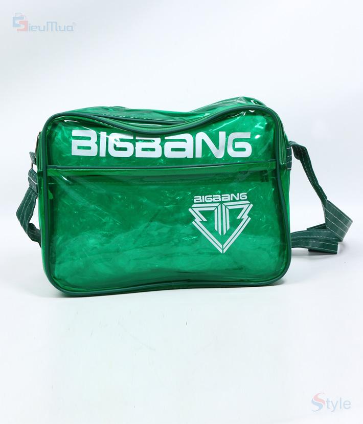 Túi đeo chéo trong suốt BigBang