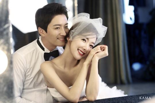 Sao Hàn nô nức dự đám cưới mỹ nhân Gia đình đá quý