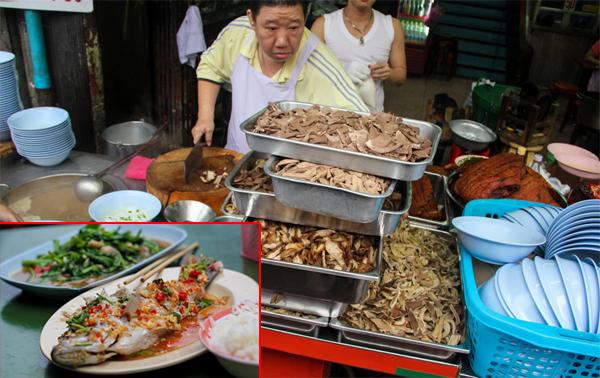 Ăn cả thế giới ở Bangkok - Hình 1