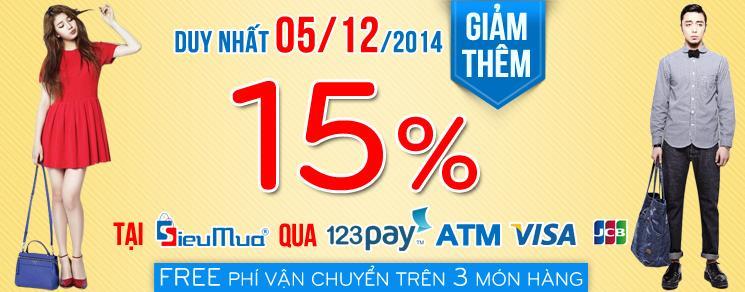 Cơn sốt mua hàng Online nhân dịp cuối năm cùng với 123pay - Hình 6