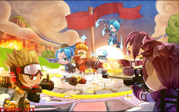 Ăn Tết kỹ, game thủ Avatar Star cũng không lo tụt hậu - Hình 1