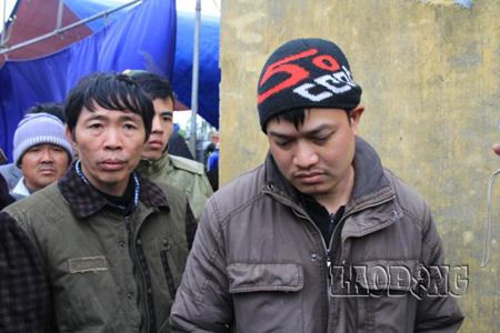 Thông tin thêm về vụ tìm thấy thi thể nổi lên sau 7 ngày bị đánh dã man ở Hưng Yên hinh chup len 3