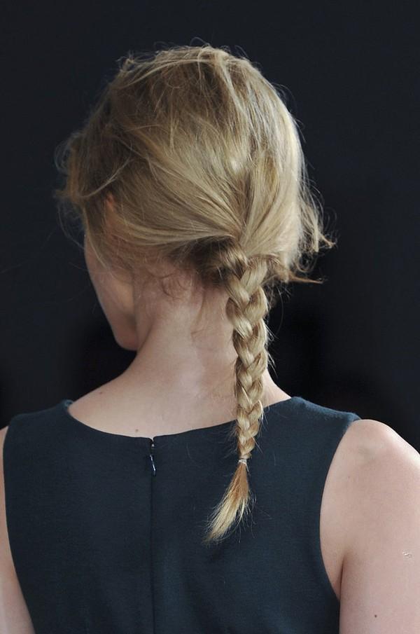 10 kiểu tóc tết đẹp nhất mùa Xuân/Hè 2014 - Hình 8
