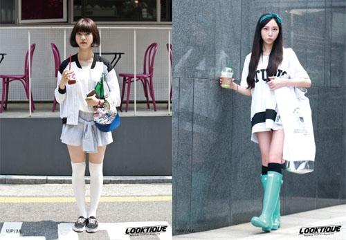 3 xu hướng lên ngôi đường phố Hàn ngày giao mùa - Hình 4