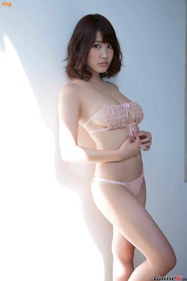 Cùng ngắm bộ ảnh mới của Asuka Kishi loan luan 2