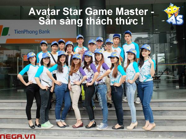 Game Master Avatar Star bất ngờ xuống phố tìm game thủ - Hình 1