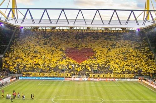 10 điều có thể bạn chưa biết về sân Signal Iduna Park của Dortmund - Hình 4