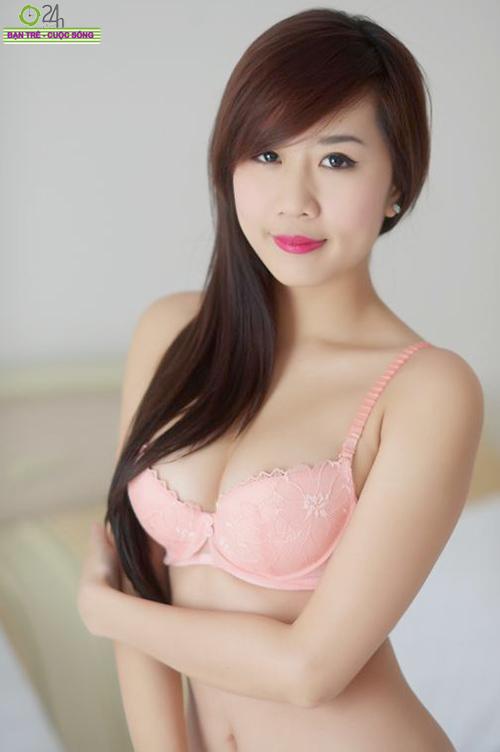 Full ảnh bikini siêu chất của Nu Phạm sex 3