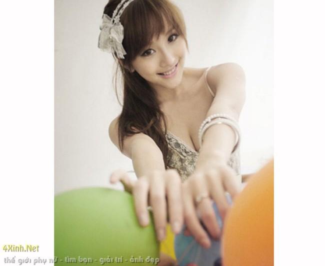 Trần Tĩnh, ngôi sao phim cấp 3 Hồng Kông teen 4