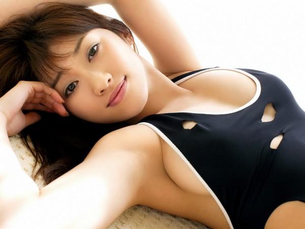 Mikie Hara – girl xinh có bầu ngực đẹp nhất Nhật Bản vu to 4