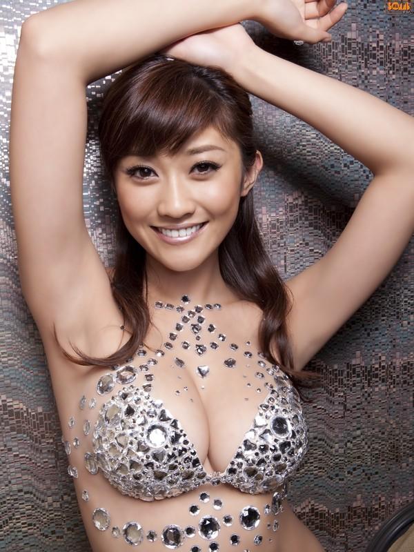 Mikie Hara – girl xinh có bầu ngực đẹp nhất Nhật Bản vu to 3