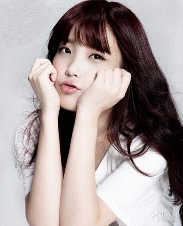 Top 10 mỹ nhân đẹp nhất Hàn Quốc 2014 - Hình 9