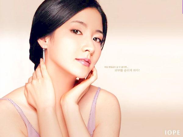 Top 10 nữ diễn viên xinh đẹp nhất xứ Hàn con chong 2