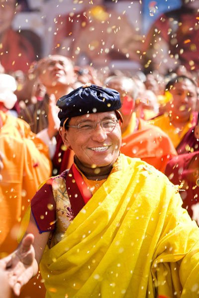 Đức Pháp Vương Gyalwang Drukpa thăm và chia sẻ Phật pháp tại Việt Nam