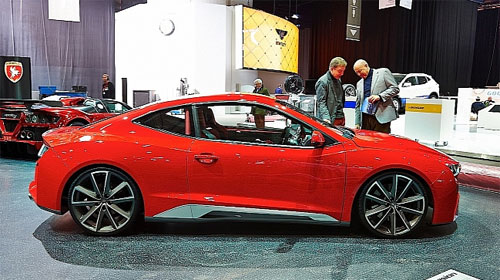 Gumpert ra mắt Explosion coupe giá 144.000 USD - Hình 5