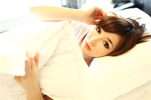Một số hình ảnh mới của Hàn Tử Huyên girl 1