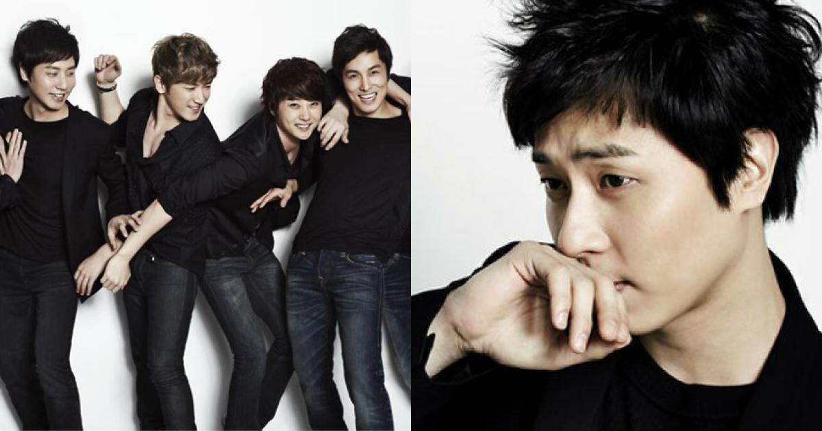Fan nổi giận với thành viên nhóm nhạc huyền thoại Shinhwa