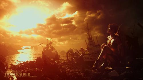 Cosplay Tomb Raider cực hấp dẫn - Hình 7