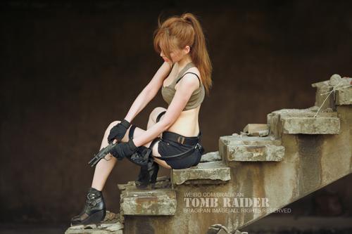 Cosplay Tomb Raider cực hấp dẫn - Hình 6