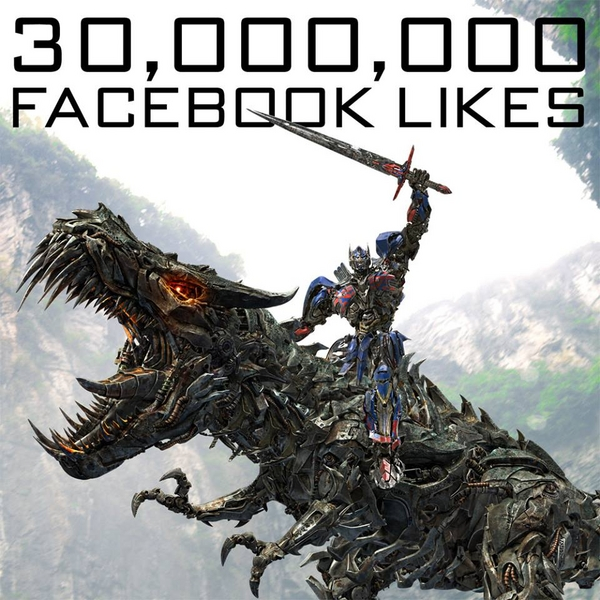 30 triệu người mê tít Transformers: Age of Extinction - Hình 1