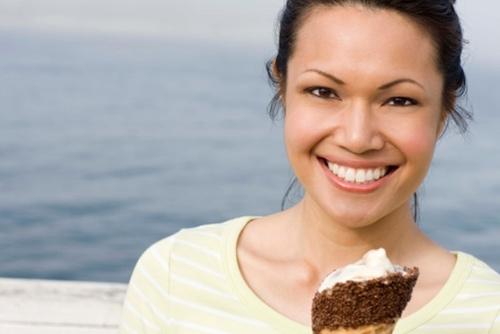 4 tác dụng cực tốt khi ăn kem - Hình 1