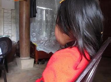 Vụ hiếp dâm cháu bé 6 tuổi tại mương nước chấn động Kon Tum hoc sinh 2