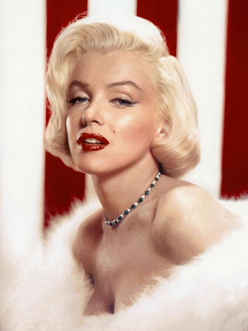 7 điều nên làm để đẹp như Marilyn Monroe - Hình 1