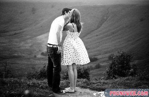 Nụ hôn như thế nào khiến chàng điêu đứng?