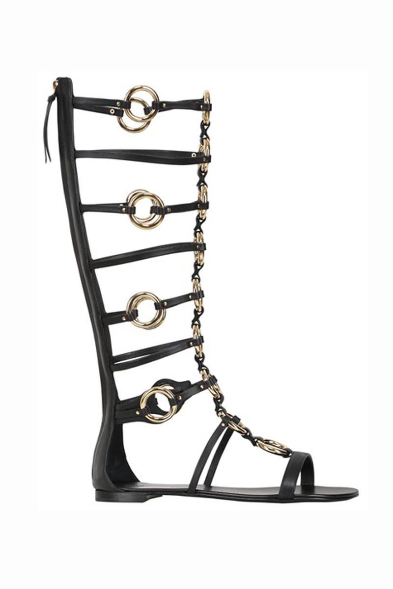15 đôi Gladiator Sandal cực cá tính cho mùa hè - Hình 9