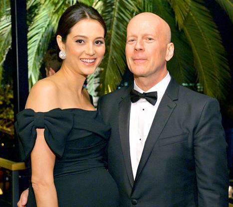 Bruce Willis có con gái thứ 5 ở tuổi 59 - Hình 1