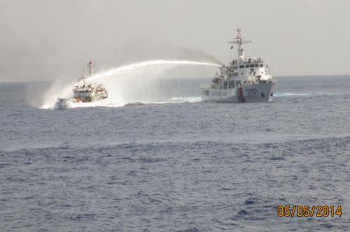 Dư luận nước ngoài quan ngại hành vi gây hấn của Trung Quốc ở biển Đông - Hình 1