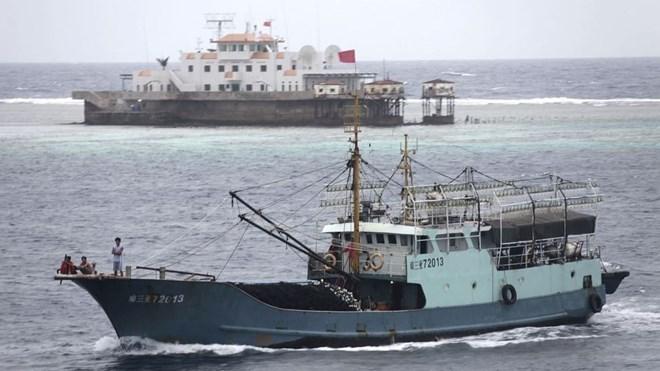 Philippines bắt giữ tàu cá Trung Quốc - Hình 1