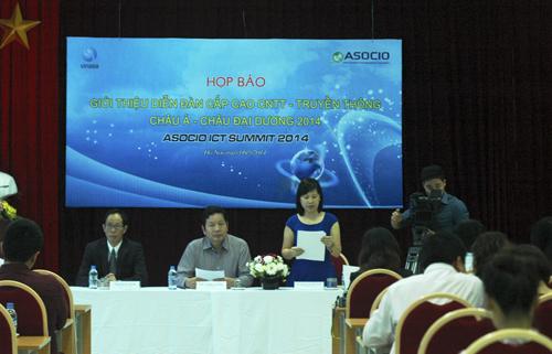 Sự kiện CNTT lớn nhất châu Á được tổ chức tại Việt Nam - Hình 1