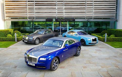 Dàn Rolls-Royce của lịch sử 110 năm - Hình 1