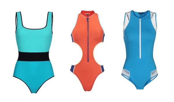 3 mẫu áo tắm gợi cảm mà kín đáo cho mùa Hè - Hình 2