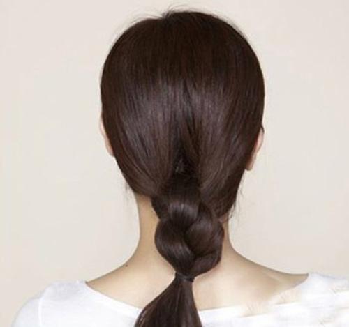 2 kiểu tóc đẹp tránh nóng ngày nắng - Hình 4
