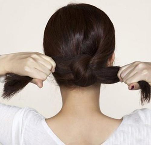 2 kiểu tóc đẹp tránh nóng ngày nắng - Hình 3