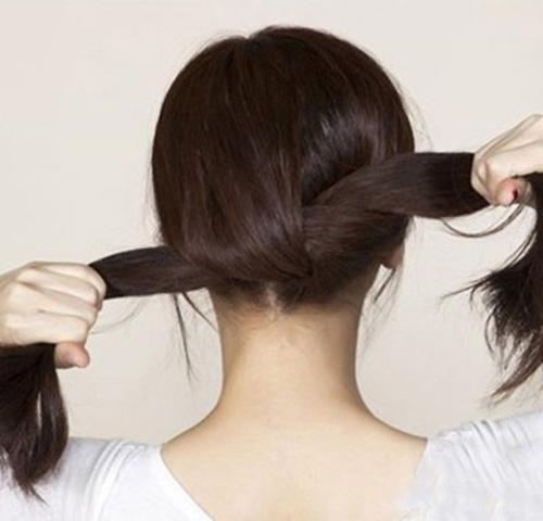 2 kiểu tóc đẹp tránh nóng ngày nắng - Hình 2