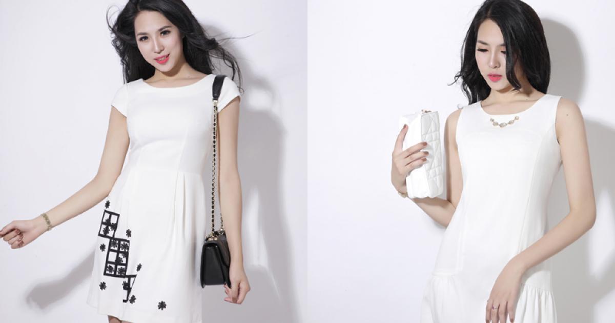 Sắc trắng trong trang phục của Pantio