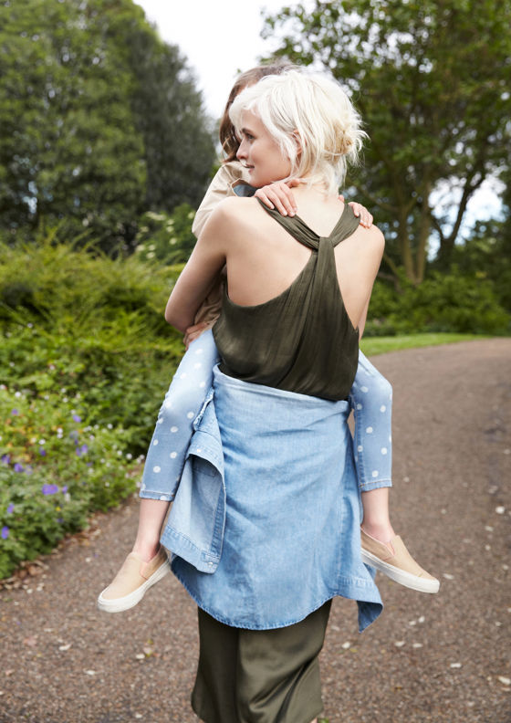 Chọn đồ cho cả gia đình với lookbook hè của Zara, H&M - Hình 1
