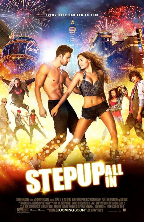 Dàn sao &'Step Up' quy tụ trong tập phim mới - Hình 1