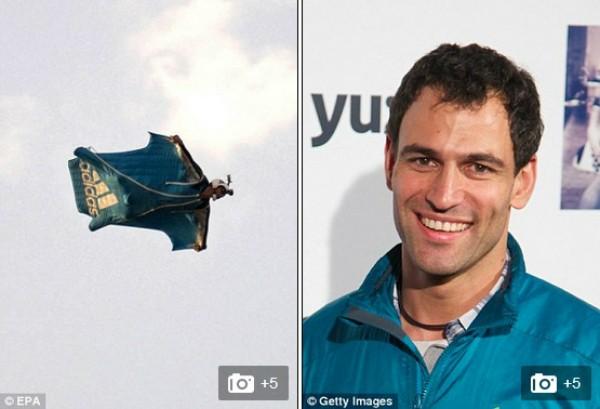 Ngôi sao truyền hình Tây Ban Nha qua đời vì trò chơi nhảy dù - Hình 1