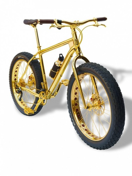 Xe đạp đắt nhất thế giới: 1 triệu USD - Hình 2
