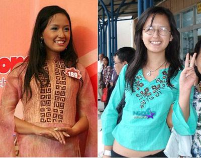 3 hoa hậu Việt từ đen nhẻm sang trắng nõn - Hình 8