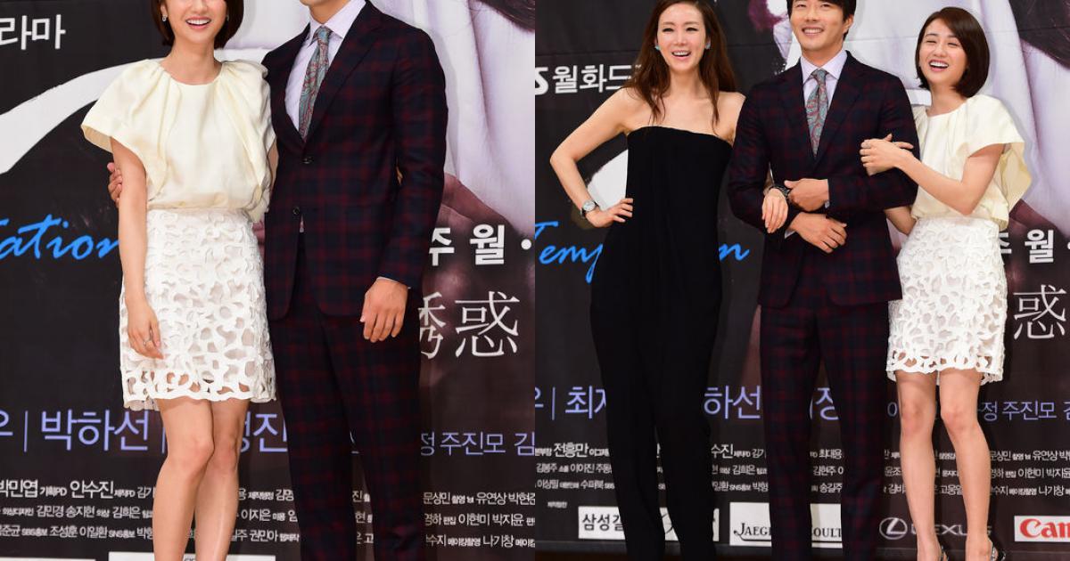 Kwon Sang Woo bối rối giữa 'vợ' và người tình